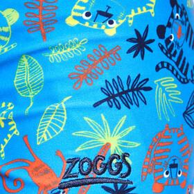 Zoggs Tiger Party Caleçon de bain Garçon, blue